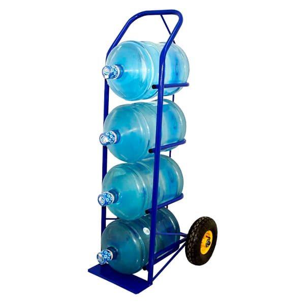 Тележка для бутылей с водой